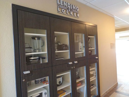 Candlewood Suites: Have Family Night And Rent A Board Game Or Movie From The Lending Locker
