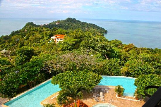 La Mariposa Hotel : room view