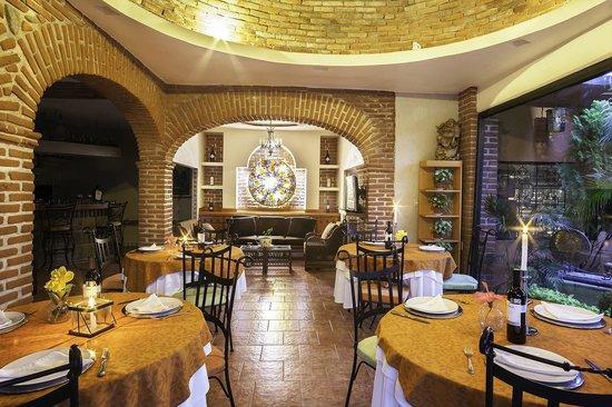 Casa Domingo Hotel Petit: Restaurante Principal