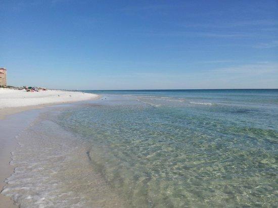 Sandestin Golf and Beach Resort: Beautiful Beach