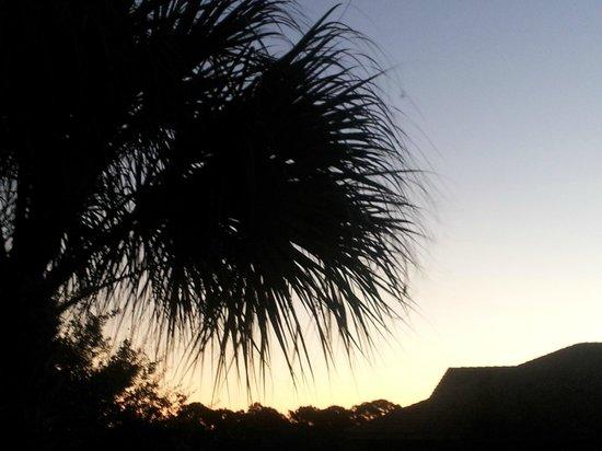 Sandestin Golf and Beach Resort: Sunrise, Front Room Balcony