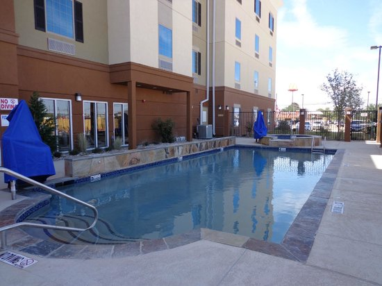 Candlewood Suites: Swim In Our Outdoor Heated Salt Water Pool or Treat Yourself to Our Bubbling Hot Tub