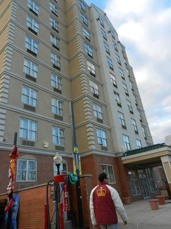 Country Inn & Suites By Carlson, New York City in Queens: fachada do hotel