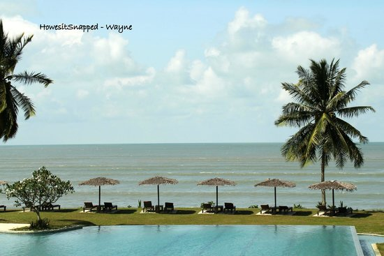 Damai Puri Resort & Spa: A Great Pool with a Great View.