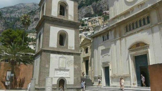 Discover Positano - Daily Tour : Santa Maria Assunta