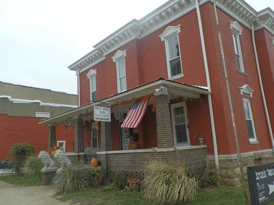 Old Jail Inn-Parke County: Old Jail Inn