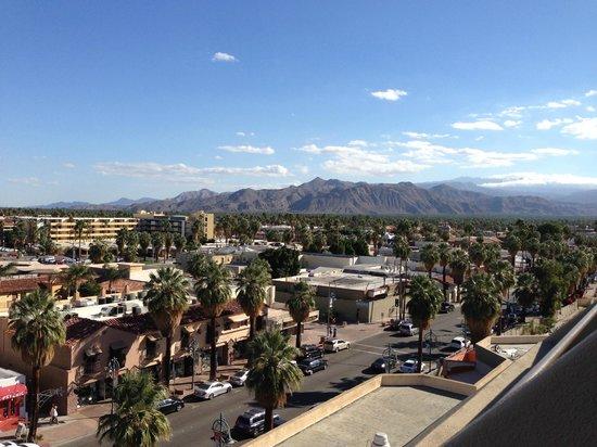 Hyatt Palm Springs: View from Room