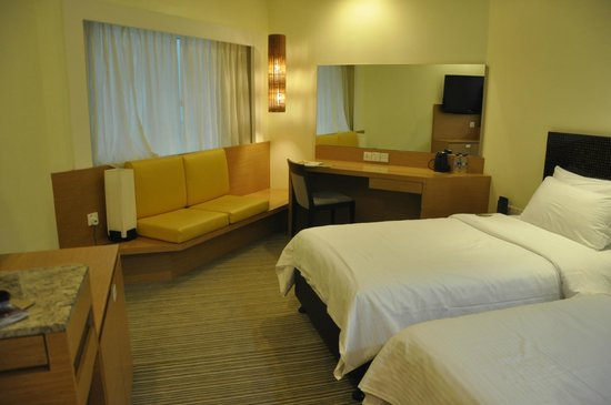 Village Hotel Changi by Far East Hospitality: Twin Room