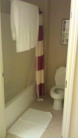 Residence Inn Dayton North: Shower