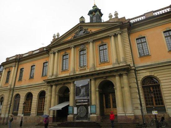 The Nobel Museum : foto do predio