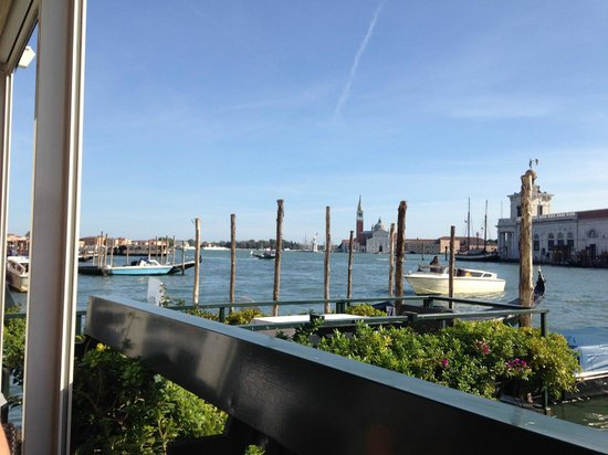 The Westin Europa & Regina, Venice : view from restaurant