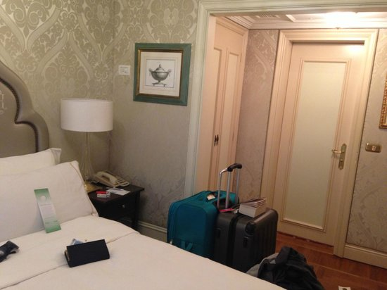 The Westin Europa & Regina, Venice : In the room