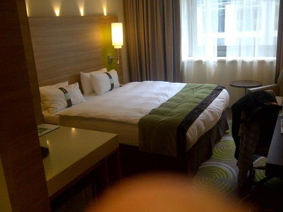 Holiday Inn Kiev: bedroom