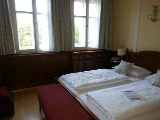 ACHAT Plaza Zum Hirschen : Habitación para 2 personas en el 1er piso