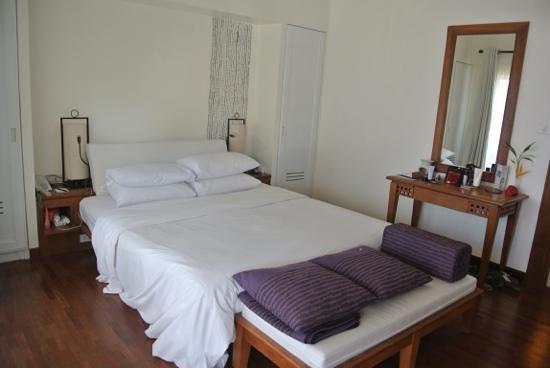 Centara Villas Samui: spa villa