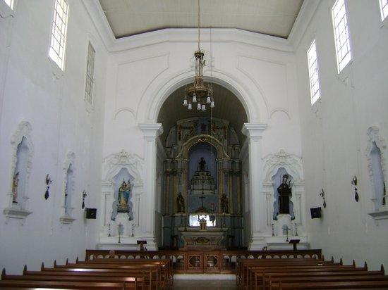 Sao Goncalo Church : Interior da Igreja de São Gonçalo