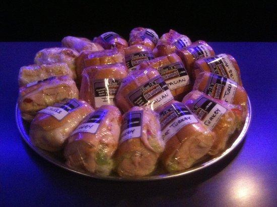 2c2392d13ff Sub Slider Platter - Picture of Louie K's Club Sandwich, Sunrise ...