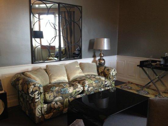Hotel Carlton: Adjoining suite