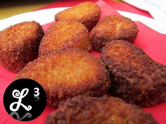 Ristorante Pizzeria Ai Sportivi: Chicken Croquettes