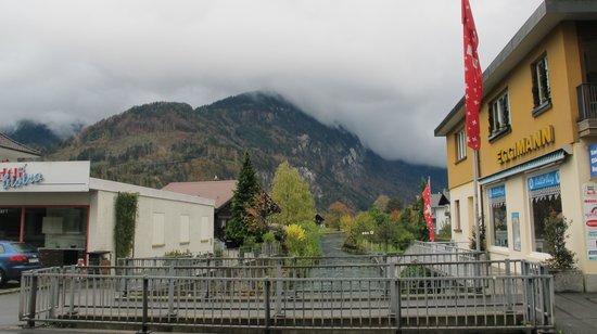 Hotel Roessli: Interlaken mountains
