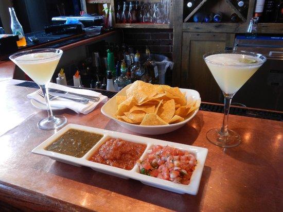 Zapoteca Restaurante & Tequileria: Appetizers