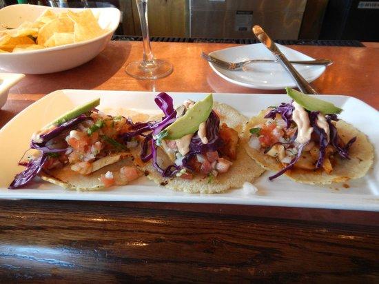 Zapoteca Restaurante & Tequileria: Tacos