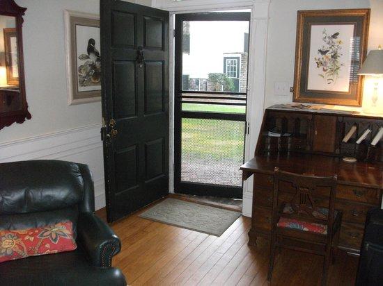 Mansfield Plantation: Izzard room