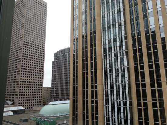 The Marquette: View from the 12th floor
