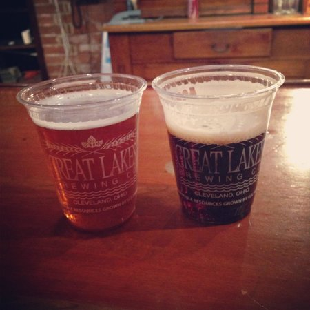Great Lakes Brewing Company : Little tasting beers