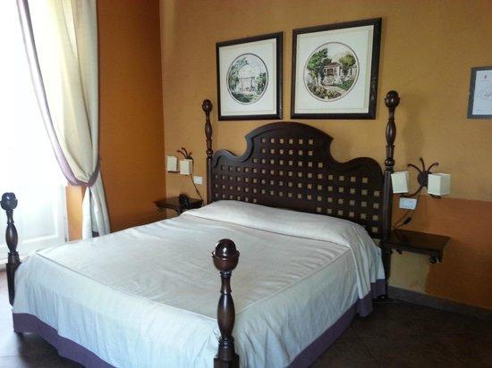Hotel dei Coloniali: Habitación del 1er piso