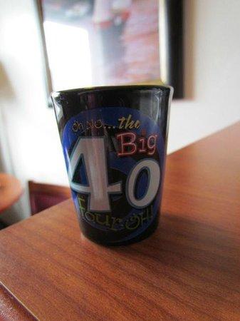 Bayside Resort Hotel: 40th BDAY celebration!