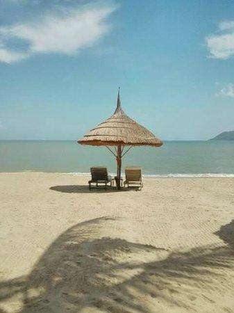 Evason Ana Mandara Nha Trang: A quiet corner for two on the beach