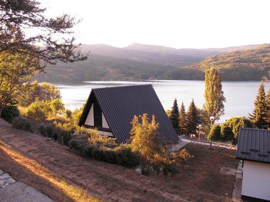 Hotel Jezero: озеро