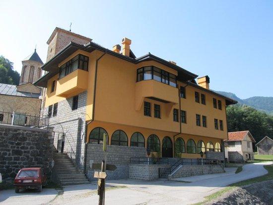 Hotel Jezero: экскурсия в монастырь Рача