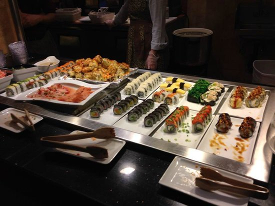 Excellent Seafood Steam Table Picture Of Super Buffet Seattle Interior Design Ideas Oteneahmetsinanyavuzinfo