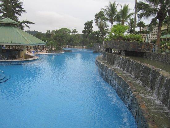 Gamboa Rainforest Resort: Resort pool