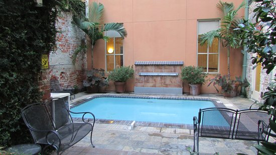 The Eliza Jane New Orleans - in the Unbound Collection by Hyatt: The dipping pool