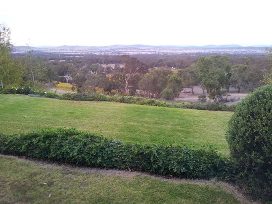 Armstrong, Australia: One of the views from the house