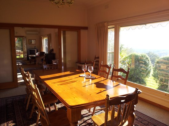 Armstrong, Australia: Dining room