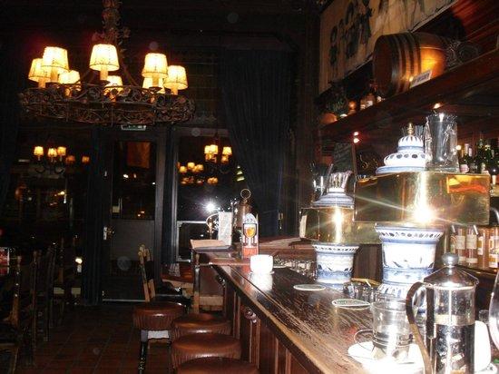Die Port van Cleve: banco bar