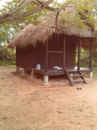 Channa's Angkor Homestay: The separate but smaller room accommodations