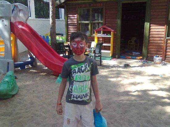 Larissa Beach Club: Детский клуб