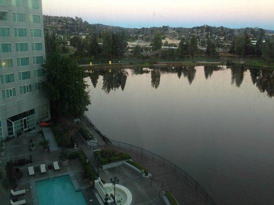 Pullman San Francisco Bay: morning view