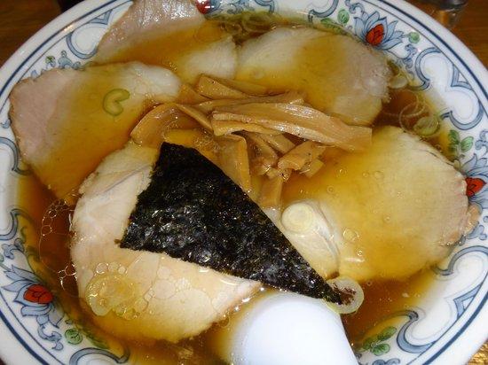 Harukiya, Ogikubo Honten: Charsiu Ramen