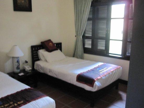 Hoi An Trails Resort: Beds1