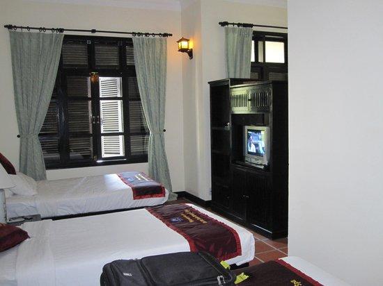 Hoi An Trails Resort: Beds 2