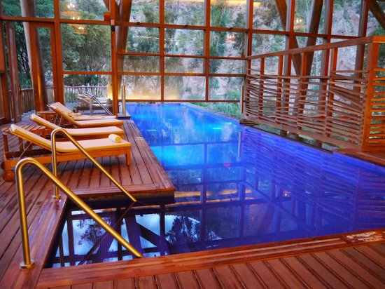 Tambo del Inka, A Luxury Collection Resort & Spa, Valle Sagrado: During the day and...