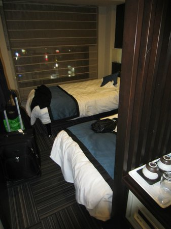 Shinjuku Prince Hotel: our room... we liked it.