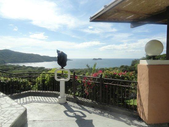 Villas Sol Hotel & Beach Resort: El mirador