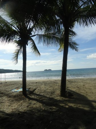 Villas Sol Hotel & Beach Resort: Playa Hermosa